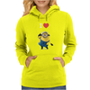 New Despicable Me Minions I Love You Print Women t-shirt White Camisole Vest Womens Hoodie