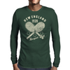 New England Mens Long Sleeve T-Shirt