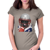 New England Womens Fitted T-Shirt