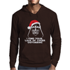 New Funny Darth Vader Star Wars Themed Christmas Mens Hoodie
