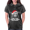 New Funny Darth Vader Star Wars Themed Christmas Womens Polo