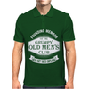 New Grumpy Old Men's Club Mens Polo