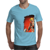 New He Man On Battle Cat Masters Of The Universe Mens T-Shirt