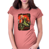 New He Man On Battle Cat Masters Of The Universe Womens Fitted T-Shirt