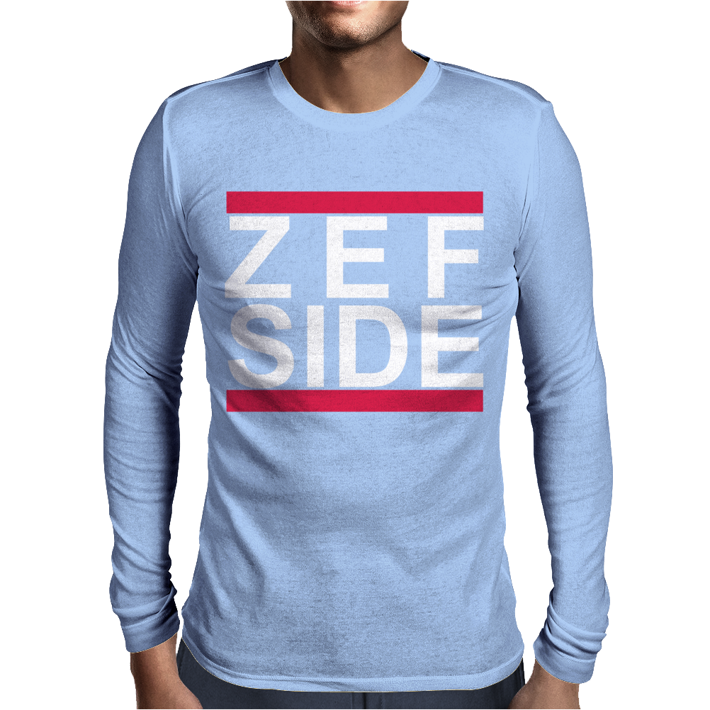 New Hot ZEF SIDE DIE ANTWOORD Mens Long Sleeve T-Shirt