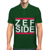 New Hot ZEF SIDE DIE ANTWOORD Mens Polo