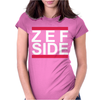 New Hot ZEF SIDE DIE ANTWOORD Womens Fitted T-Shirt