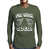New I'm With Coco Mens Long Sleeve T-Shirt