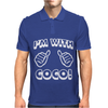 New I'm With Coco Mens Polo