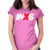 New INXS Womens Fitted T-Shirt