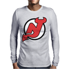 New Jersey Devils Mens Long Sleeve T-Shirt