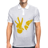 New JOHNNY BRAVO Mens Polo