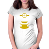 NEW KIDS WOMENS MENS DESPICABLE ME MINION DAVE WHO Womens Fitted T-Shirt