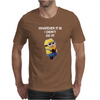 NEW MENS KIDS MINIONS WHATEVER IT IS I DIDNT DO IT NAUGHTY NOVELTY Mens T-Shirt