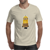 NEW MENS WOMENS KIDS MINIONS IM WITH STUPID JOKE FUNNY NOVELTY T SHIRT Mens T-Shirt