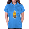 NEW MENS WOMENS KIDS MINIONS IM WITH STUPID JOKE FUNNY NOVELTY T SHIRT Womens Polo