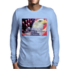 New Nwt Pledge Of Allegiance Mens Long Sleeve T-Shirt
