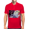 New Nwt Pledge Of Allegiance Mens Polo