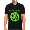 New PENNYWISE Mens Polo
