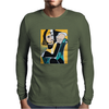 NEW  PICASSO BY NORA  HANDS Mens Long Sleeve T-Shirt