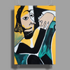 NEW  PICASSO BY NORA  HANDS Poster Print (Portrait)