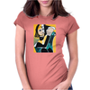 NEW  PICASSO BY NORA  HANDS Womens Fitted T-Shirt