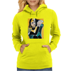 NEW  PICASSO BY NORA  HANDS Womens Hoodie