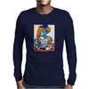 NEW PICASSO BY NORA NUDE WOMAN WITH TURKISH HAT Mens Long Sleeve T-Shirt