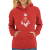 New Retro 1980's THE TERMINATOR Womens Hoodie