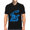 New Retro Night Trap Mens Polo