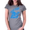 New Retro Night Trap Womens Fitted T-Shirt