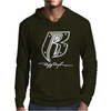 New RUFF RYDERS Rap Hip Hop Motorcycle Club Mens Hoodie