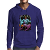 New Skeletor On Throne He Man Masters Of The Universe Mens Hoodie