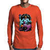 New Skeletor On Throne He Man Masters Of The Universe Mens Long Sleeve T-Shirt