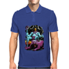 New Skeletor On Throne He Man Masters Of The Universe Mens Polo