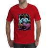 New Skeletor On Throne He Man Masters Of The Universe Mens T-Shirt