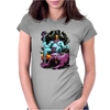 New Skeletor On Throne He Man Masters Of The Universe Womens Fitted T-Shirt