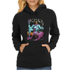 New Skeletor On Throne He Man Masters Of The Universe Womens Hoodie