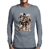 New SNSD Girls' Generation Polka Dot Mens Long Sleeve T-Shirt