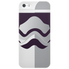 New Stormtrooper may the flat be with you Phone Case