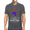 New Trump For President 2016 Make America Great Again Mens Polo
