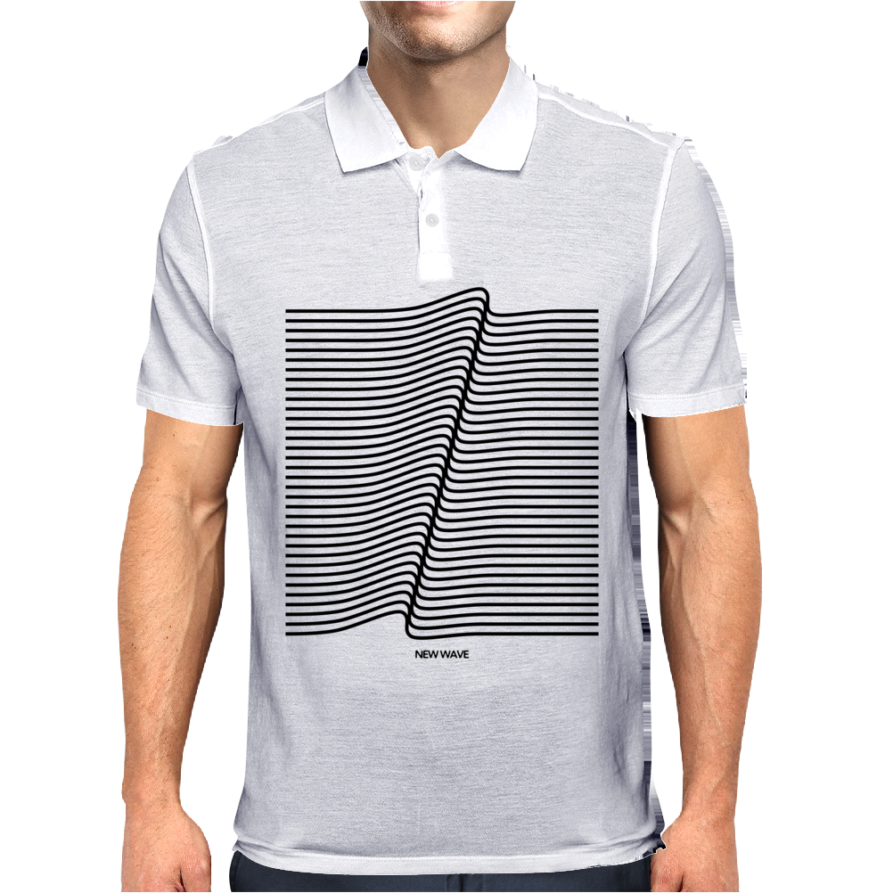 New wave Mens Polo