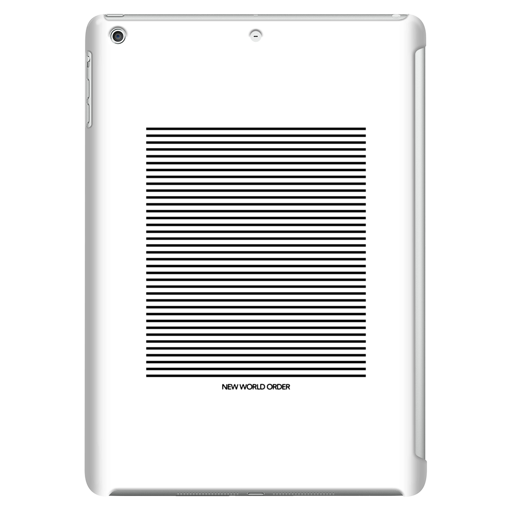 New world order Tablet (vertical)