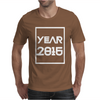 New Year 2016 Christmas Mens T-Shirt