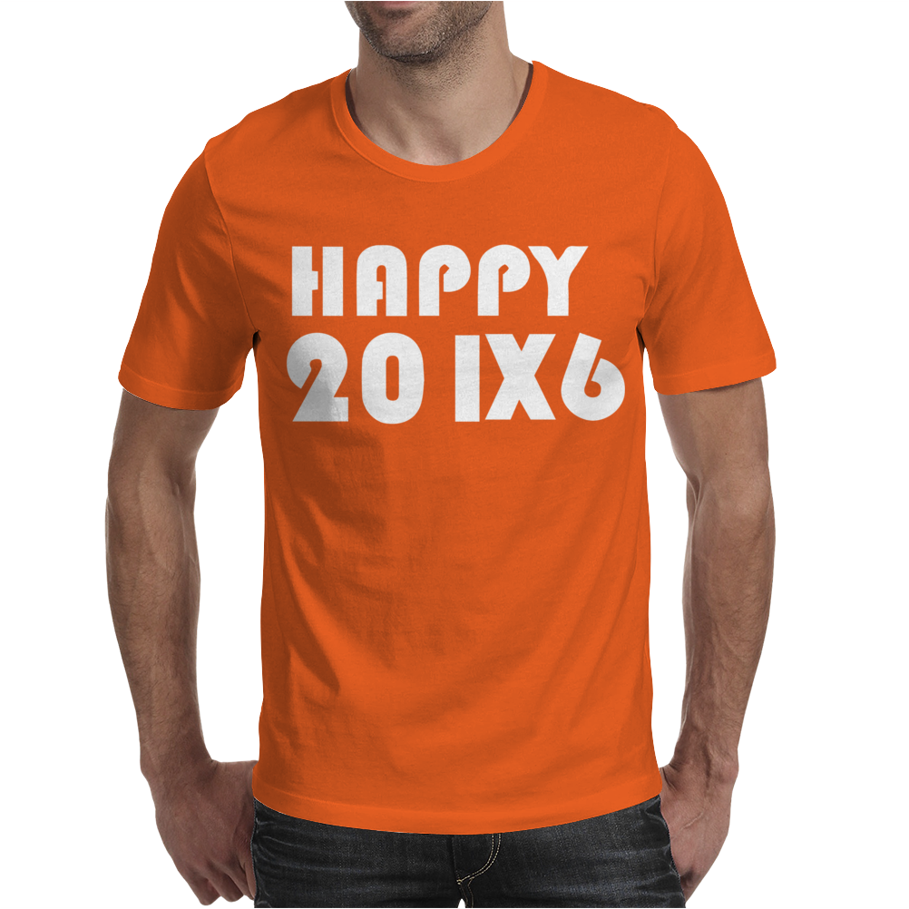 New Years Eve 2016 Mens T-Shirt