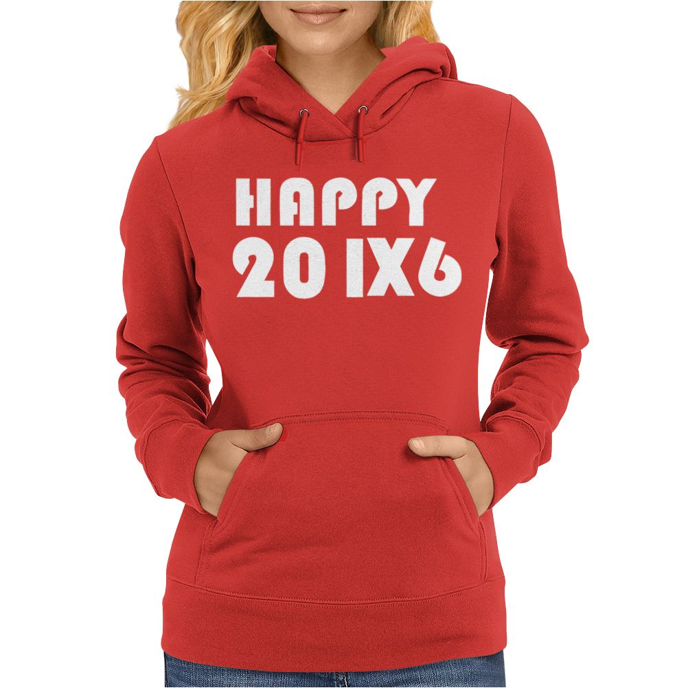 New Years Eve 2016 Womens Hoodie