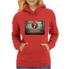 new york city subway 7 train nyc stand clear of the closing doors please Womens Hoodie