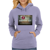 new york city subway 7 train stand clear of the closing doors please Womens Hoodie