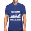 New York Giants Mens Polo