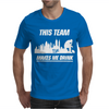 New York Giants Mens T-Shirt